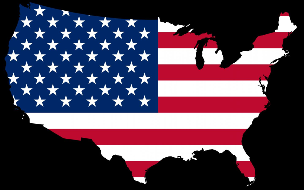 USA Map Flag Wallpaper HD For PC Background | Image Browse | 2 Mod ...