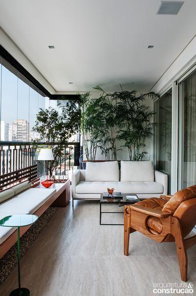 Revista Arquitetura e Construç u00e3o 6 ideias para aproveitar o espaço da varanda decor  -> Ideias De Decoração Para Espaço Gourmet