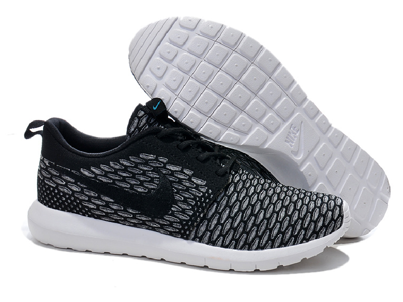 4dc111bda6d4 Nike shoe · Amoshoe-Nike Men s Flyknit Roshe Run