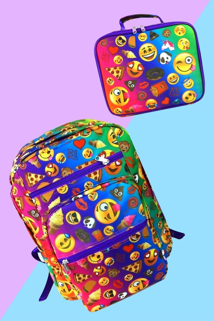 Voted 1 Backpack & Lunchbox for backtoschool