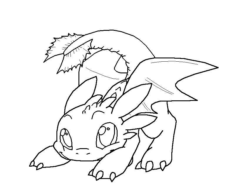 Cute Baby Dragon Drawings In 2020 Dragon Coloring Page How Train Your Dragon Baby Dragons Drawing