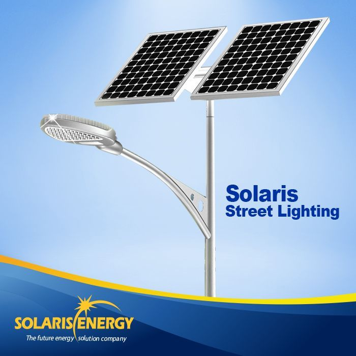 Solaris Stand Alone Solar Led Street Light Http Www Thesolpatch