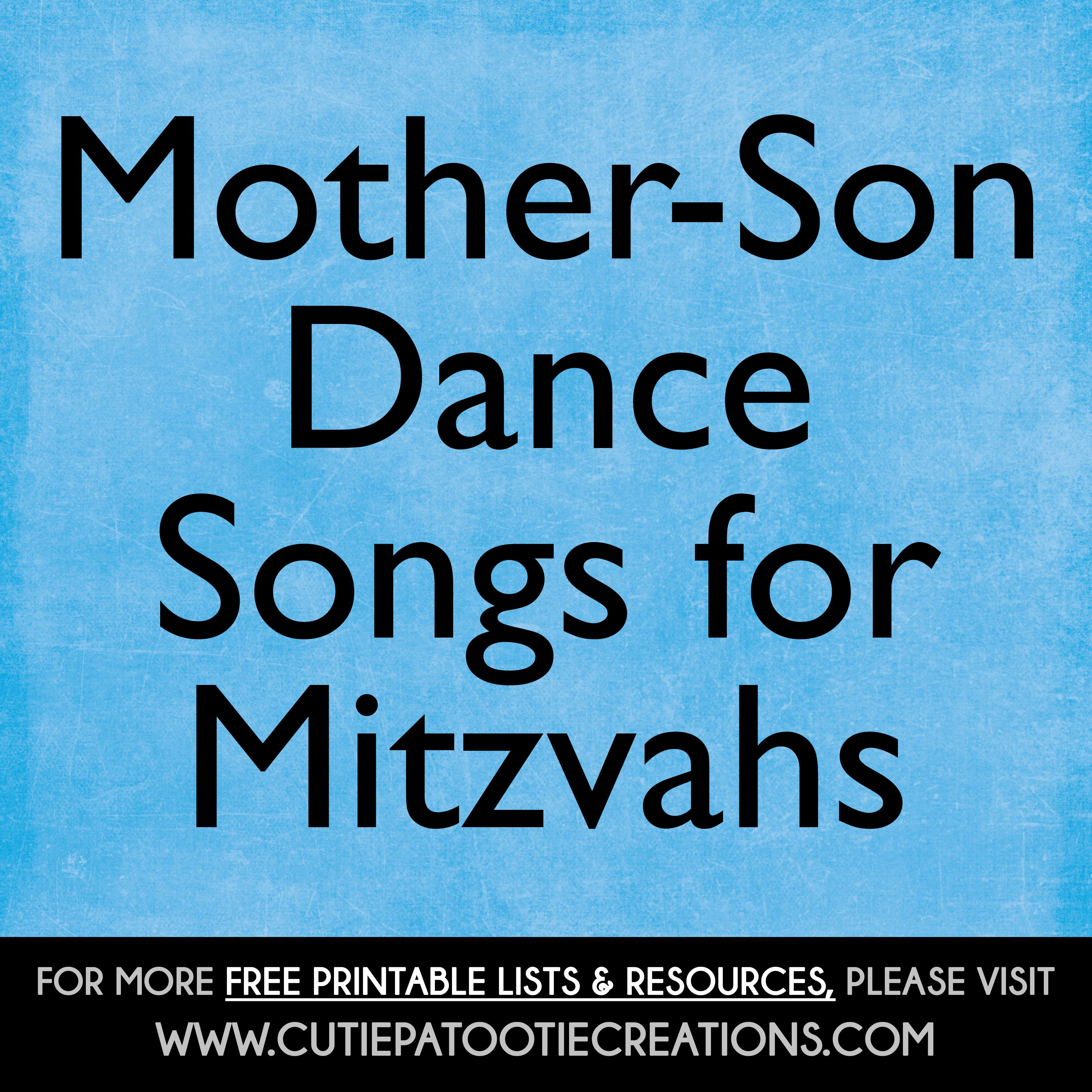 Mother Son Song For Wedding
