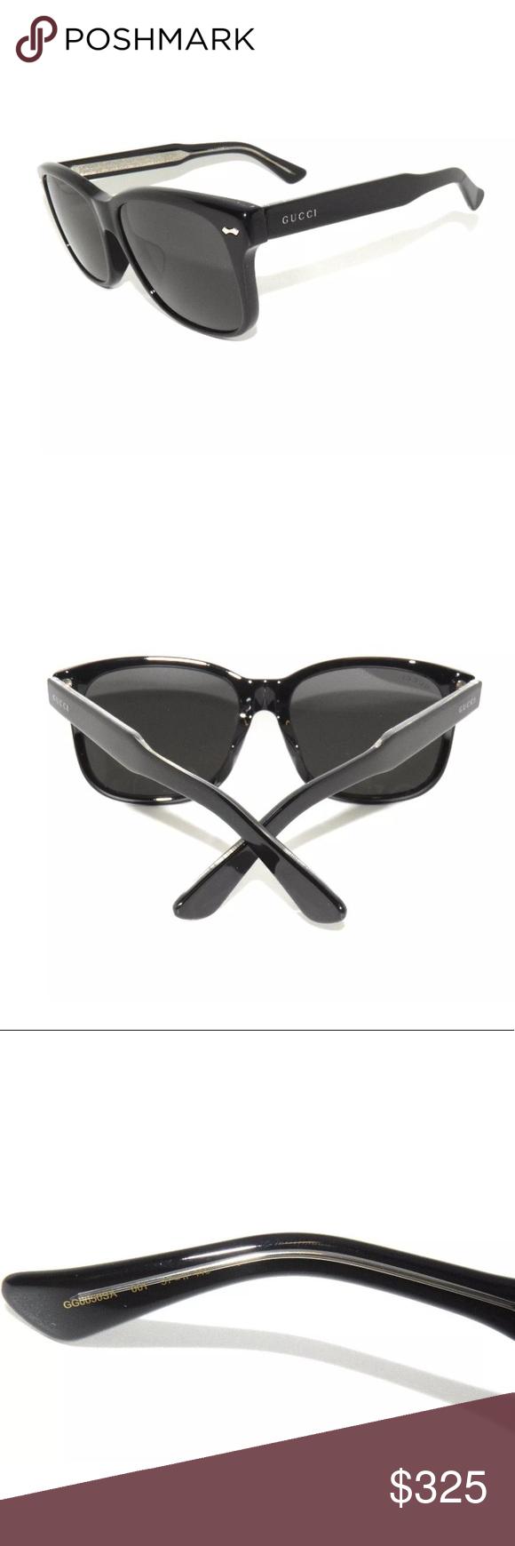 21fdf4968d4 Brand new Gucci Sunglasses 0050 Black Brand new Comes with all accessories  Authentic Gucci Accessories Sunglasses
