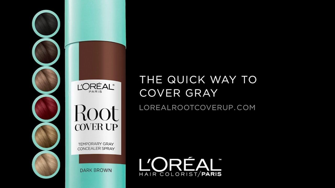 Loreal Root Cover Up Beauty Tip Beauty Pinterest Root Cover