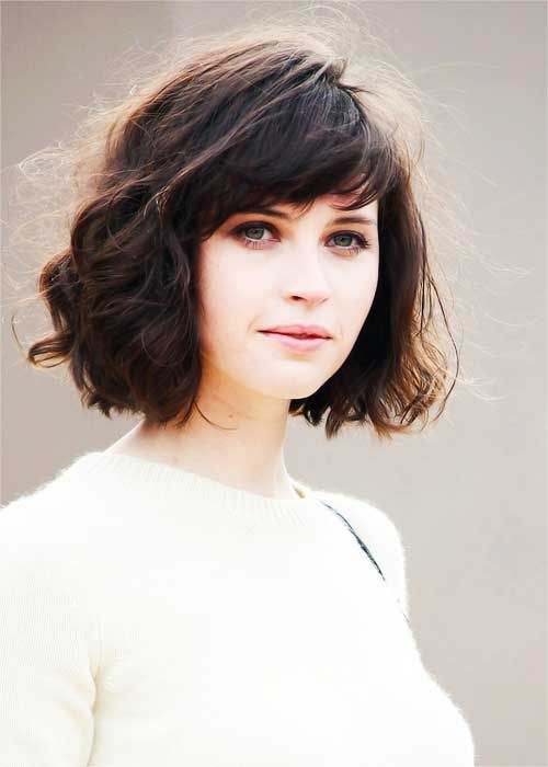 15 Short Bob Haircuts For Thick Hair Http Www