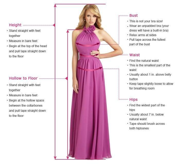 How to Measure Dress Size | dress size measure | Pinterest ...