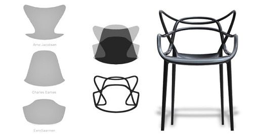 Masters Chair By Philippe Starck Design Concept