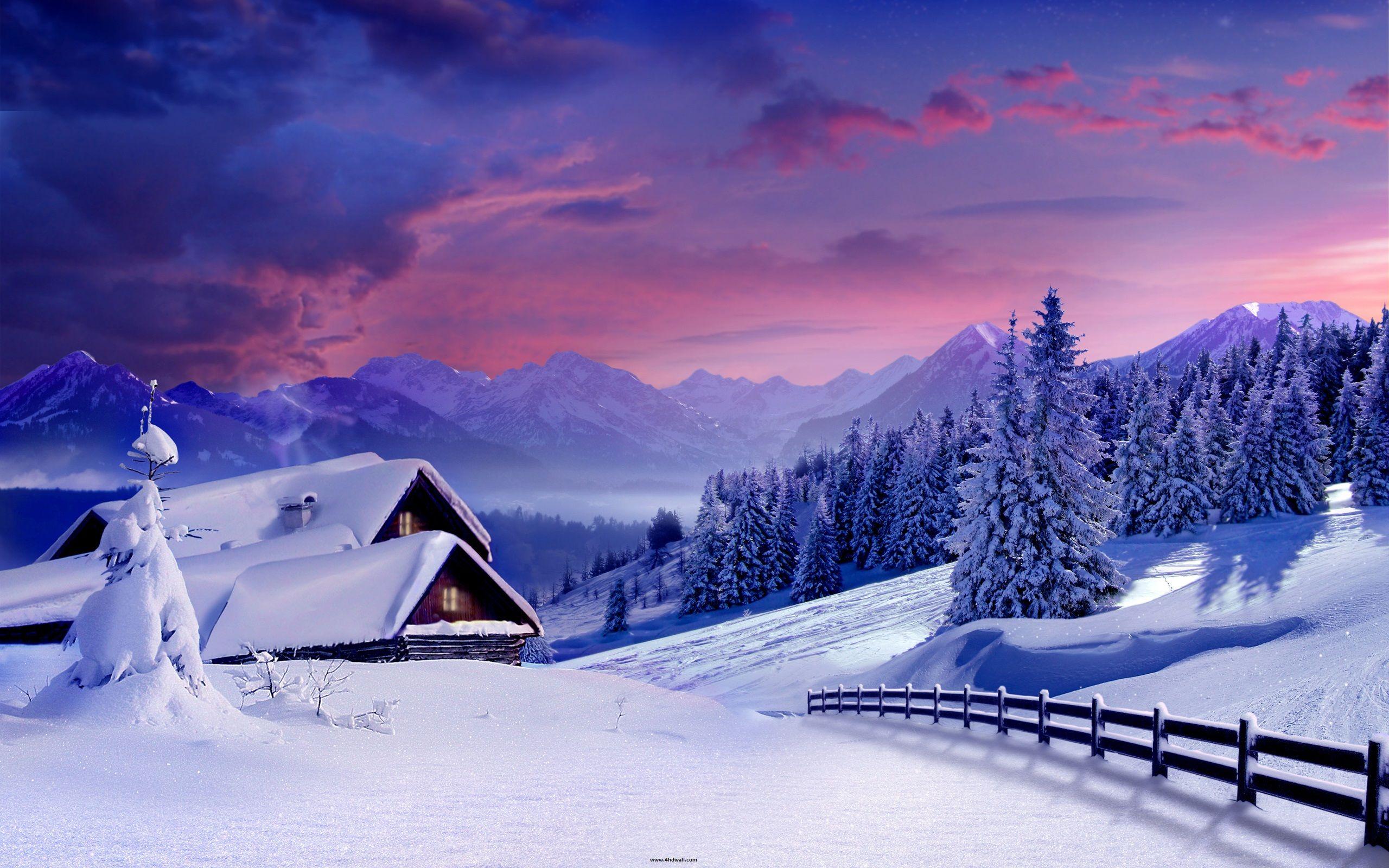 Hd Winter Wallpaper Wallpaper Winter Wallpaper Winter Landscape Winter Scenes