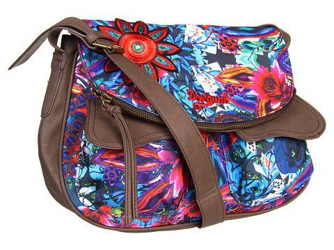 e9c8d8bc4308e Desigual Bols Brooklin Wonderland   Handbags Accessories   Pinterest ...