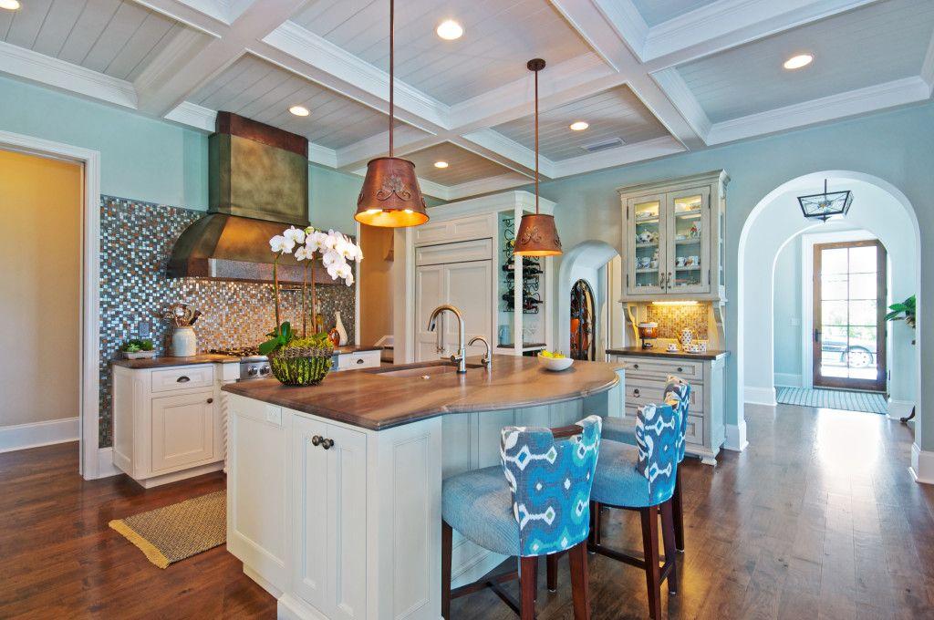 Caribbean Style Kitchen Kitchen Island Design Kitchen Styling