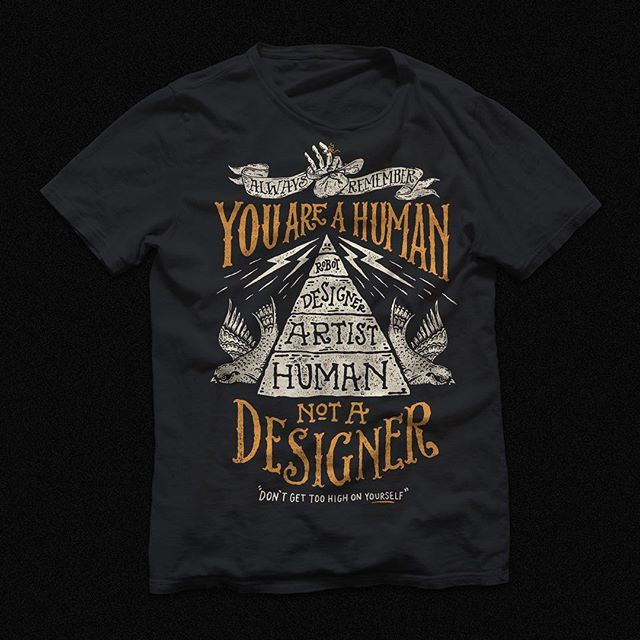 NEW TEES / Pre-Order Hey guys I recently added four new tees to my online store. Pre-Order ends September 9th so order now and guarantee you'll have one once they begin shipping late September. The first 15 orders of this in particular Tee ship with a free corresponding 'You're A Human' Scout Book.  All orders within the U.S. ship for free! Link in my bio. Thanks for the continued support! by nathanyoder