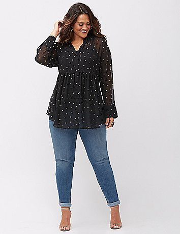 b627995684b Plus Size Blouse More