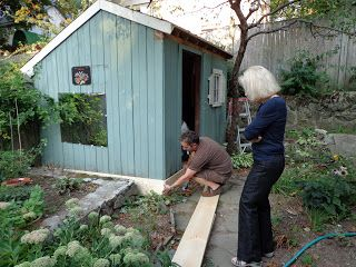 New England Shed Makover Repairing Wood Rot A New Roof Shed Roof Repair Shed Roof Repair Diy