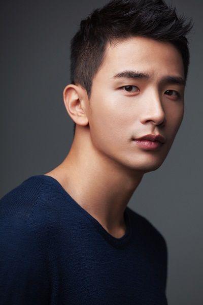 Lee Yong Joo Korean Actor Actress Asian Man Haircut Asian