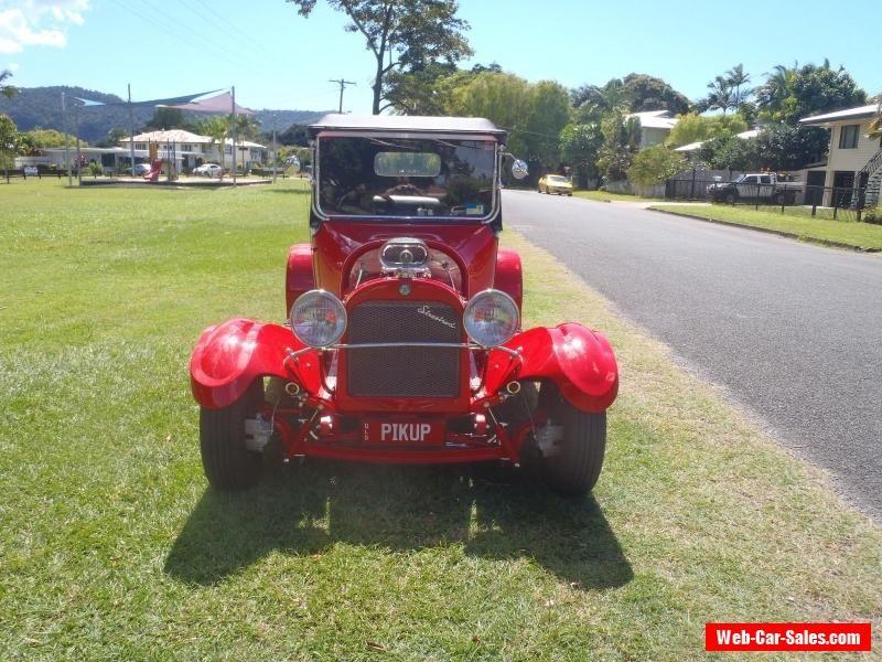 1917 Dodge Roadster Pickup Hot Rod #dodge #roadsterpickup #forsale ...