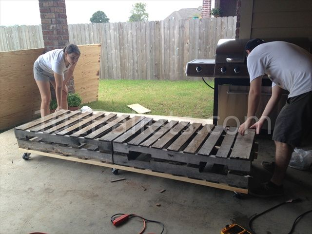 But I Wanted To Build One By My Own So Started With The Main Furniture Piece Of House Which Is A Pallet Sectional Sofa
