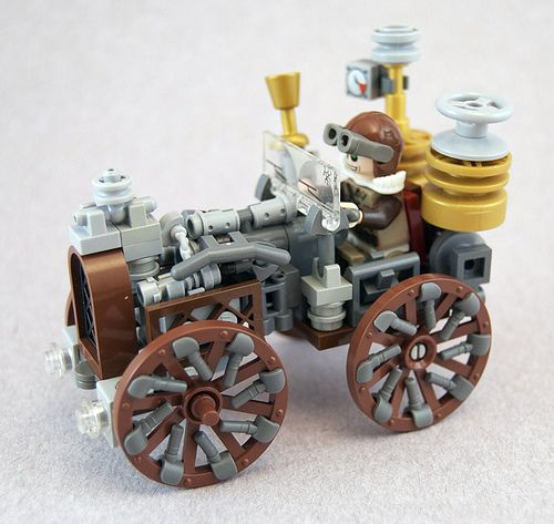 steampunk | bricks | Pinterest | Lego, Cars and Steampunk