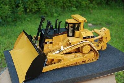 Ccm Cat Caterpillar Brass 1 24 Scale D11r Carry Dozer