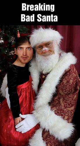 Breaking Bad Santa Bad Santa Breaking Bad Santa