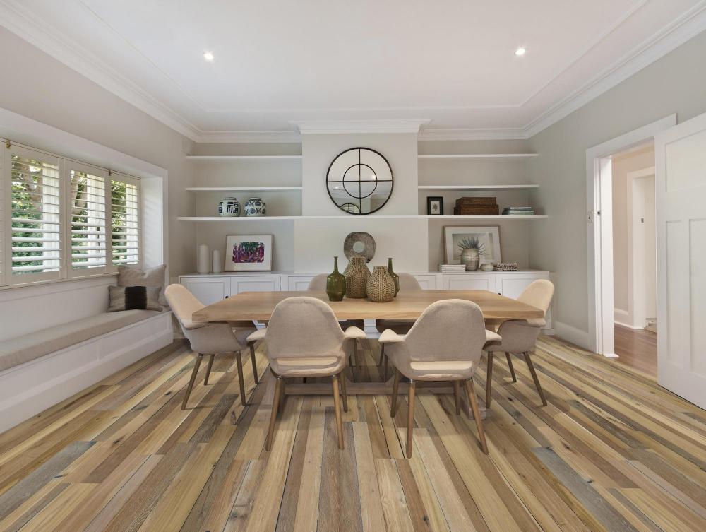 Photo of Engineered Hardwood Flooring
