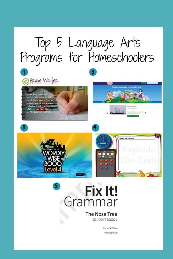 Home faith filled parenting homeschool language arts