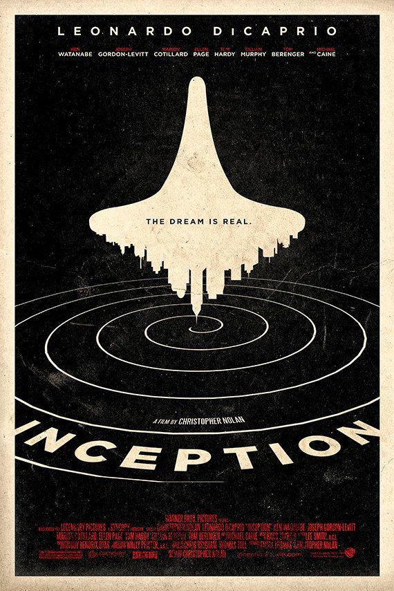 Original Poster Art: Inception