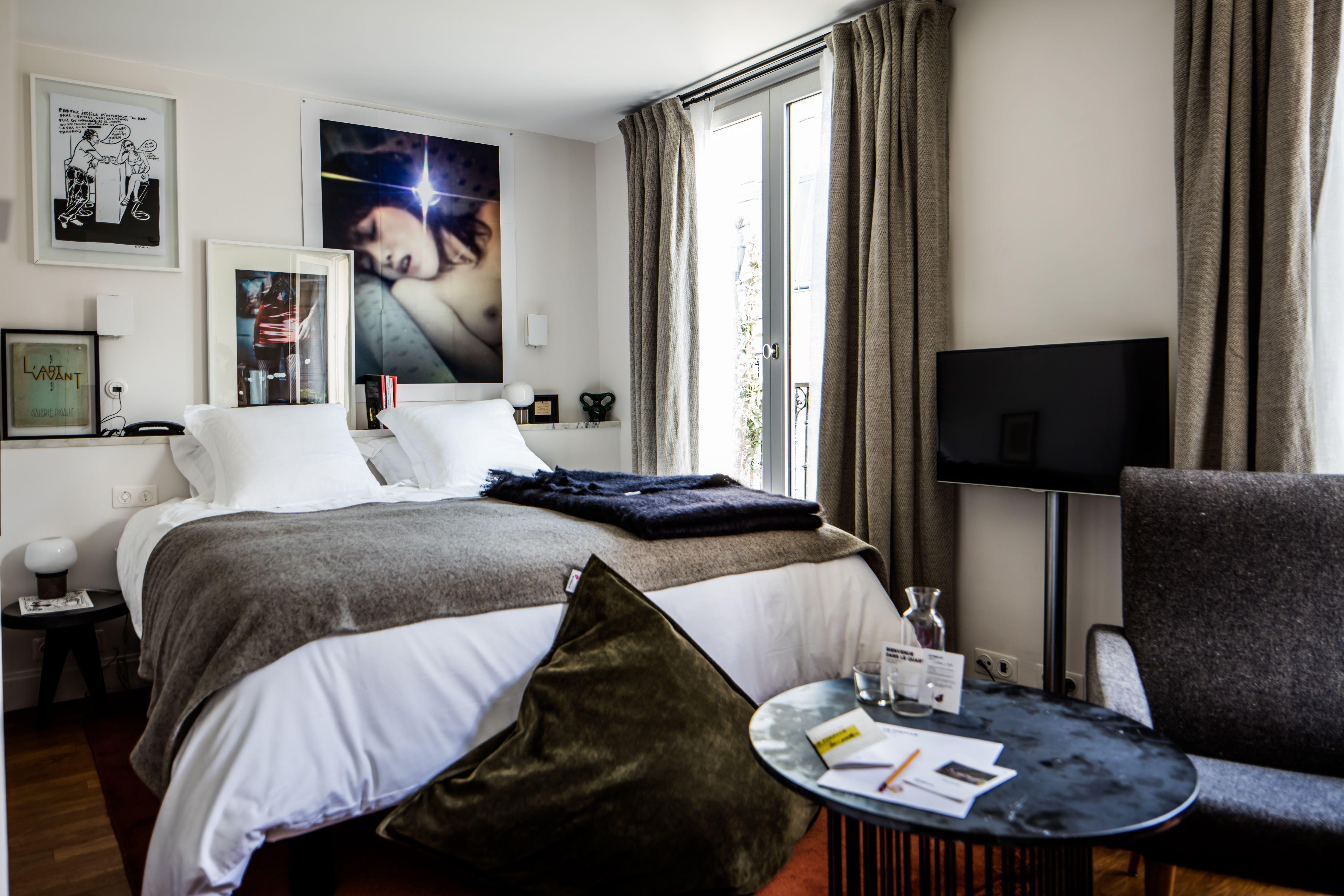 Hotel Le Pigalle Paris Festen Architecture