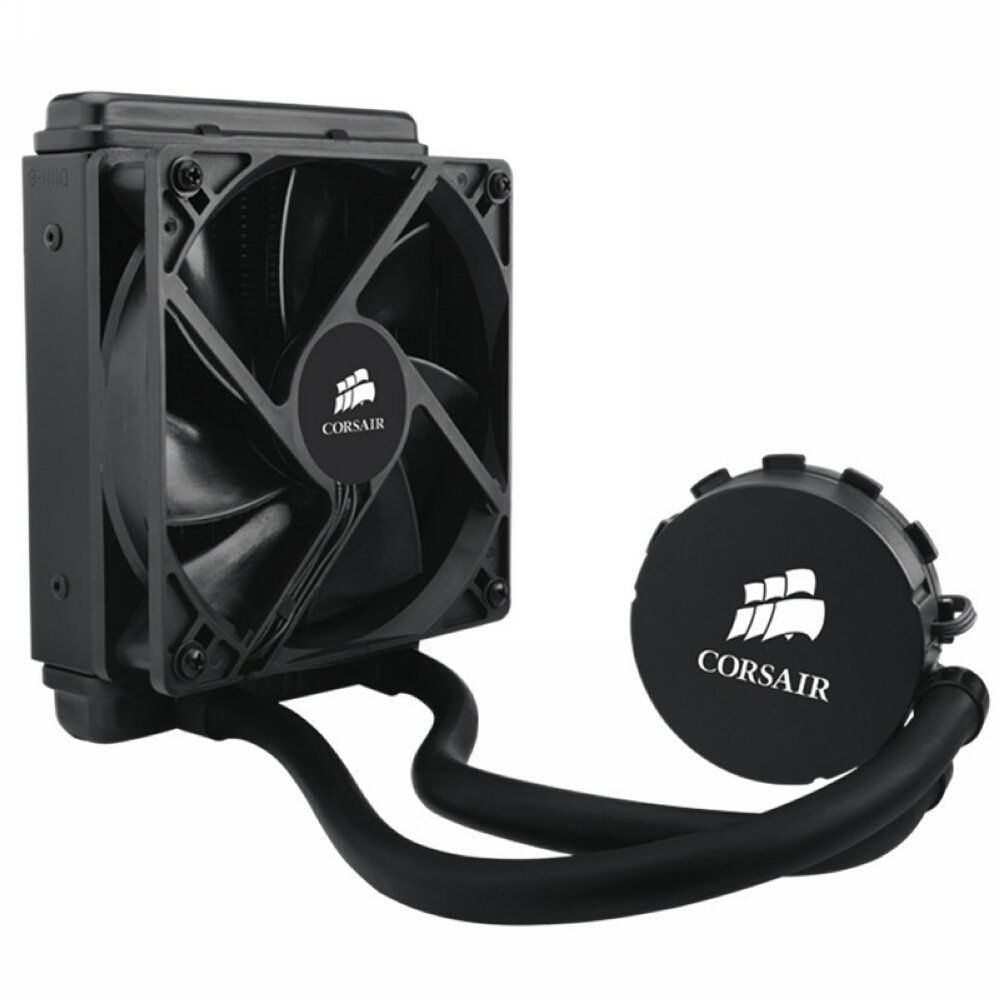 Amazon Com Corsair Hydro Series High Performance Liquid Cpu Cooler H60 Computers Accessories With Images