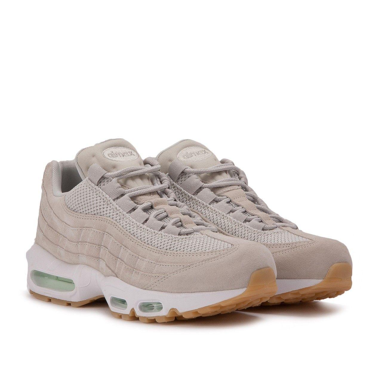 competitive price fe53a bf6db Nike Air Max 95 Premium (Light Bone) 538416-003