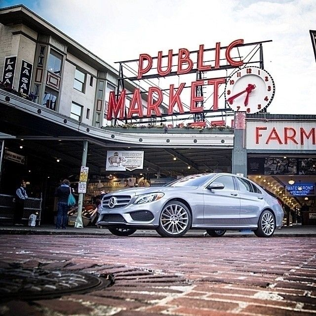Exploring The Markets In Beautiful Seattle With The C