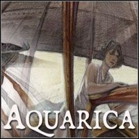 Aquarica was born from a collaboration between Benoît Sokal and François Schuiten.