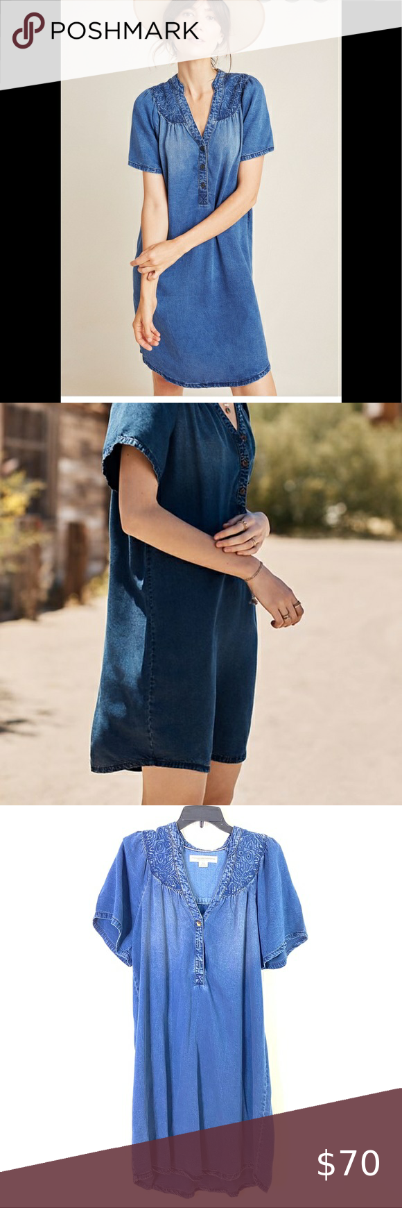 14+ Anthropologie pilcro denim dress inspirations