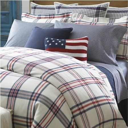 Amazon Com Lauren Ralph Lauren Talmadge Hill Plaid King Duvet