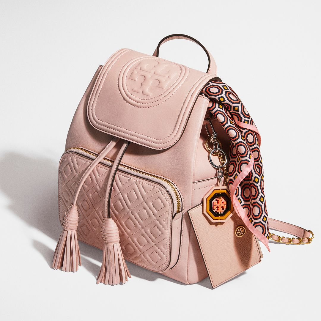 d2f6a978e40f Tory Burch FLEMING BACKPACK in 2019