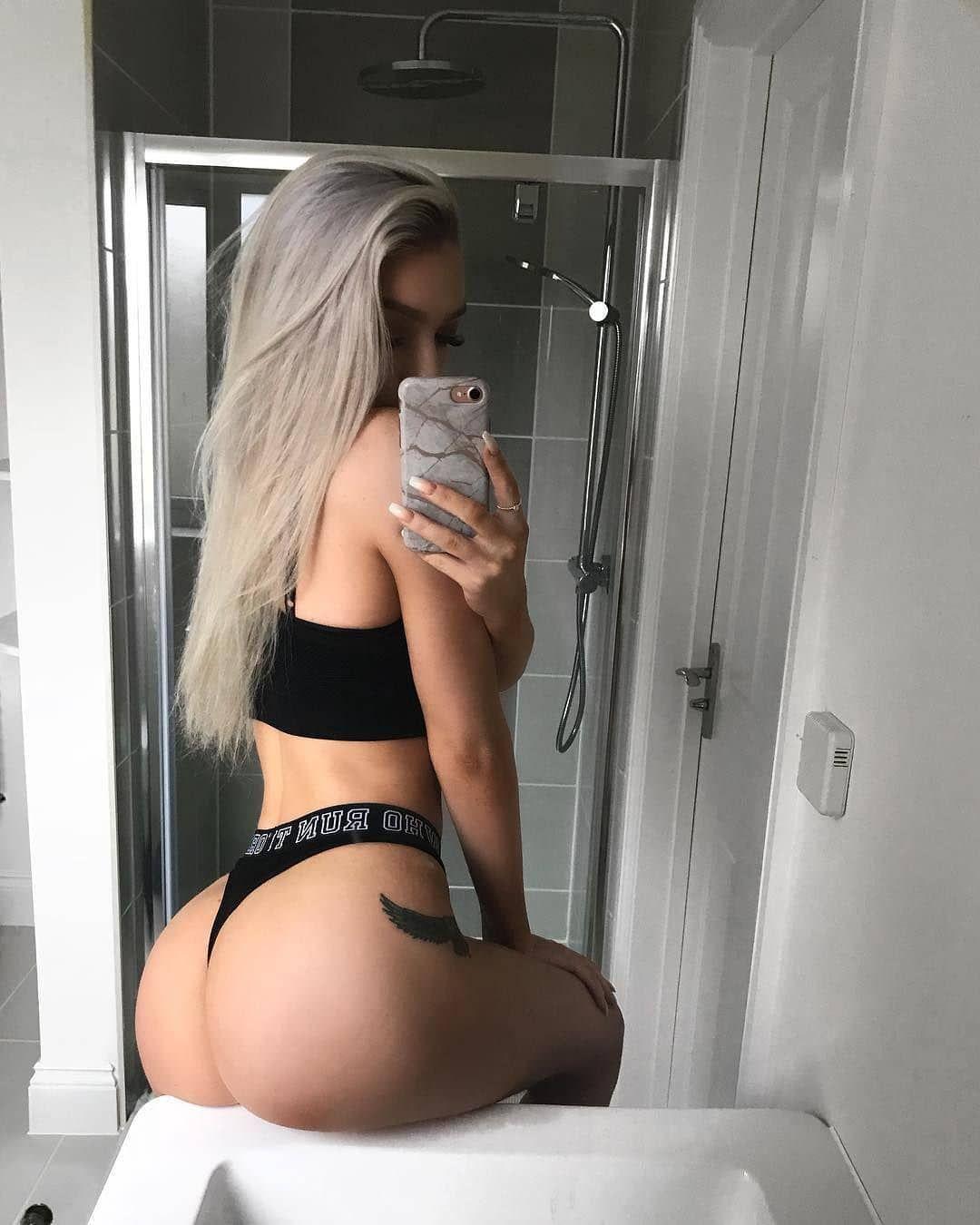 Big Ass Blonde Step Mom