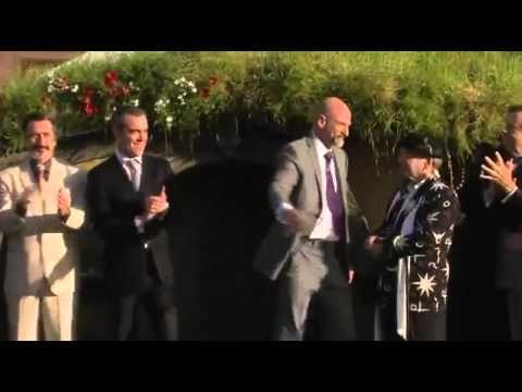 The Hobbit Premiere Speeches