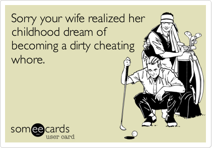 Apologise, cheating wife exposed mem