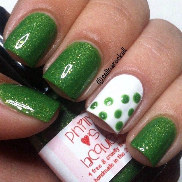 Instagram photo by selinarockell #nail #nails #nailart | Naels en ...