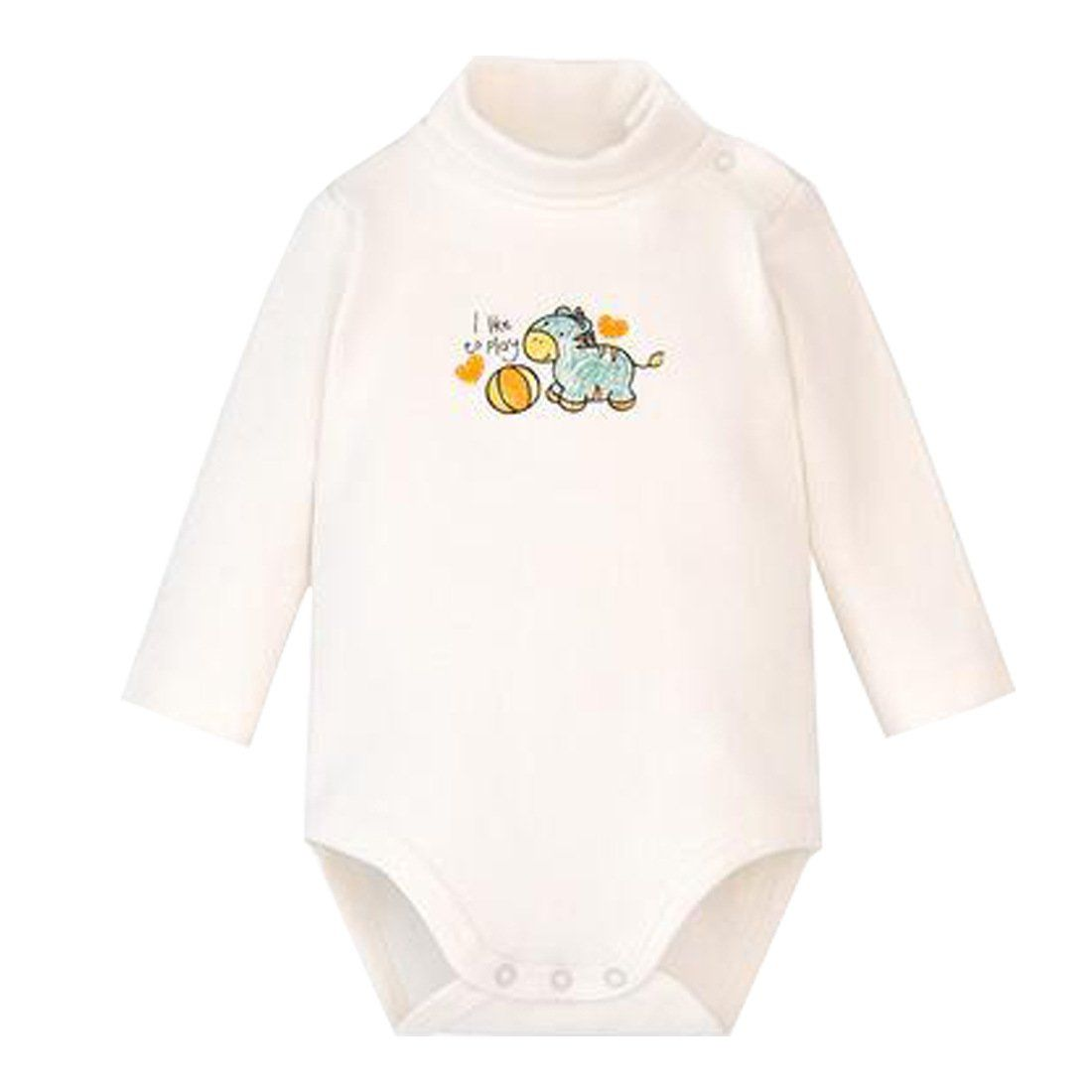 1235ef28f Infant Baby Boys Girls Long Sleeves Thermal Onesies TurtleNeck Bodysuit  Fall Winter Cloths Outfit 4Pack 1218 Months ** Visit the picture link even  more ...