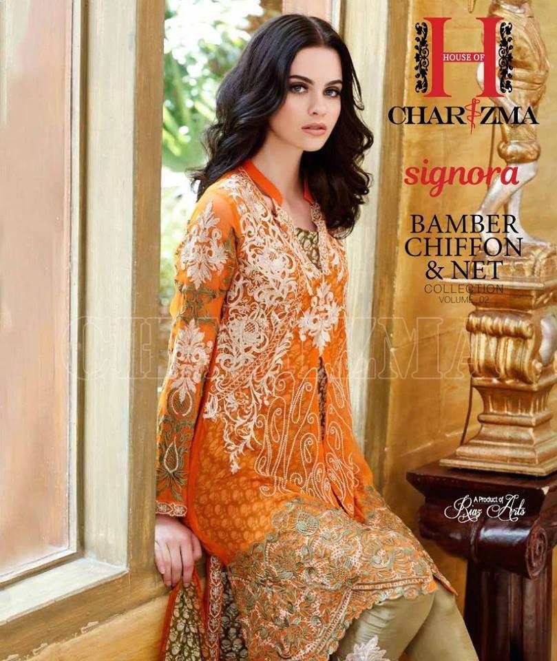 5247b08e74 Charizma Signora Chiffon Dress Collection Vol-2. clothes for women wear Signora  Chiffon Dress Collection Vol-2 By charisma. party wear show, wedding wear  ...