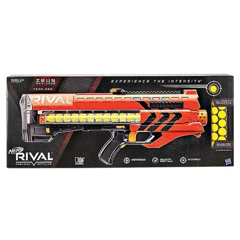 Nerf Rival Zeus MXV 1200 Assorted (Red or Blue)