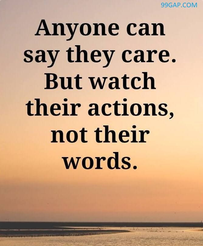 Well Said Quote About Actions Vs Words P Action Quotes Well