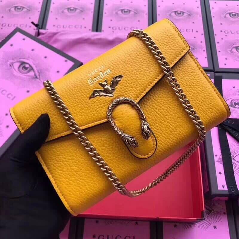 929a429098e Gucci Garden Bat Dionysus Mini Chain Bag