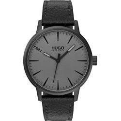 Photo of Hugo Stand quartz watch black / gray Hugo Bosshugo Boss