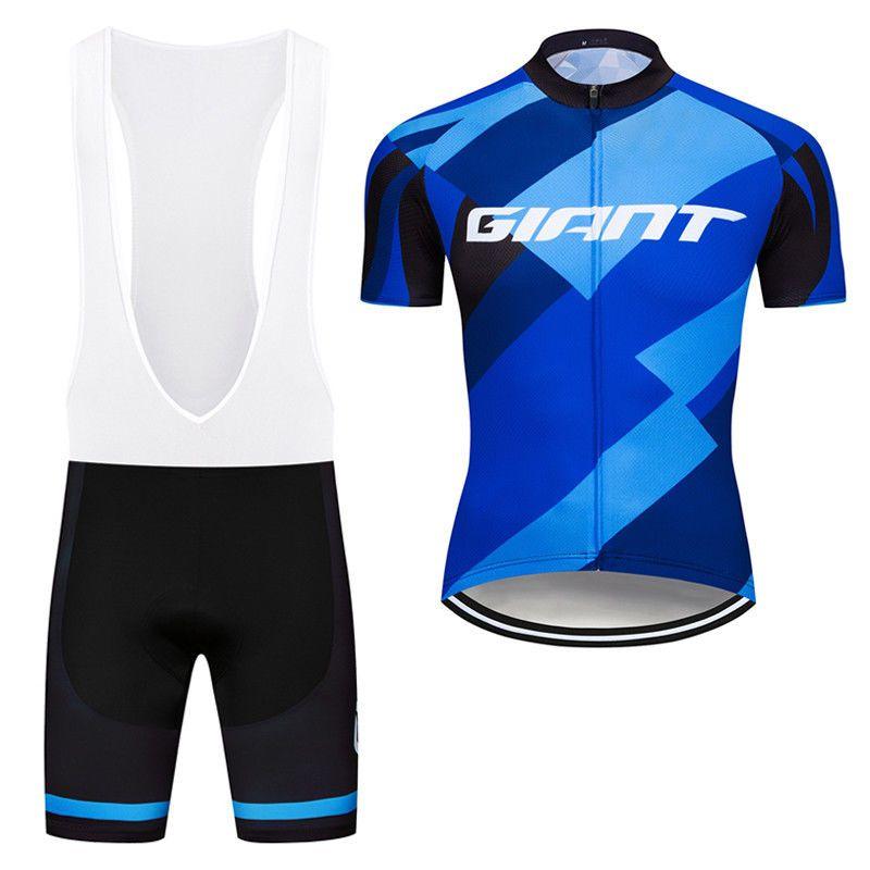 Men s Cycling Bib Kit Bicycle Cycle Jersey Bib Shorts Padded Set Race Fit  S-3XL  Unbranded bc61d172f