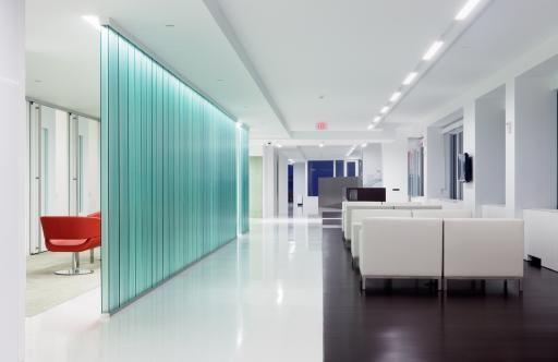 Alight Lighting Hallway