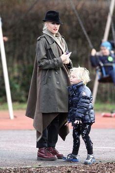 Spotted: gwen stefani's son kingston wearing nununu - Google Search