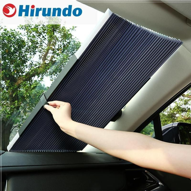 Car Retractable Curtain With UV Protection - Upgraded Version ... 2861637691dc