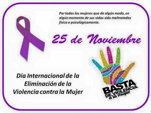 25 De Noviembre Día Internacional De La Eliminación De La Violencia Contra La Mujer Words Feminism Sayings